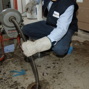 Drain cleaning , septic , clog