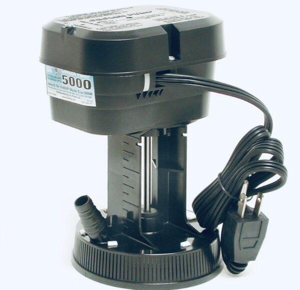 Evaporative cooler pump